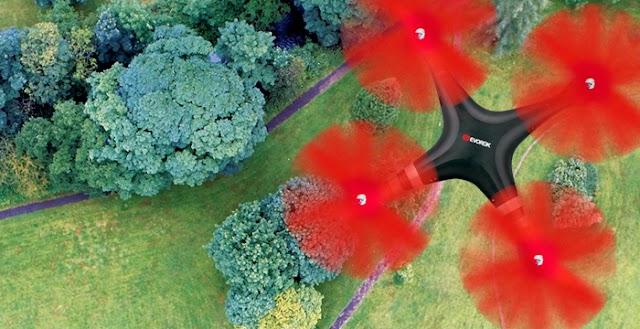 Evorok lanza sus nuevos drones listos para el vuelo
