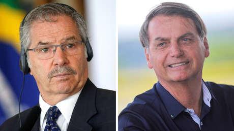 Propuesta de encuentro presidencial y un pedido de apoyo con el FMI: el intercambio entre Bolsonaro y el canciller argentino