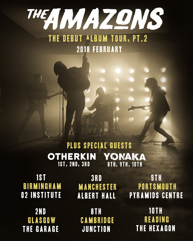Album Tour PT2 Poster Supports