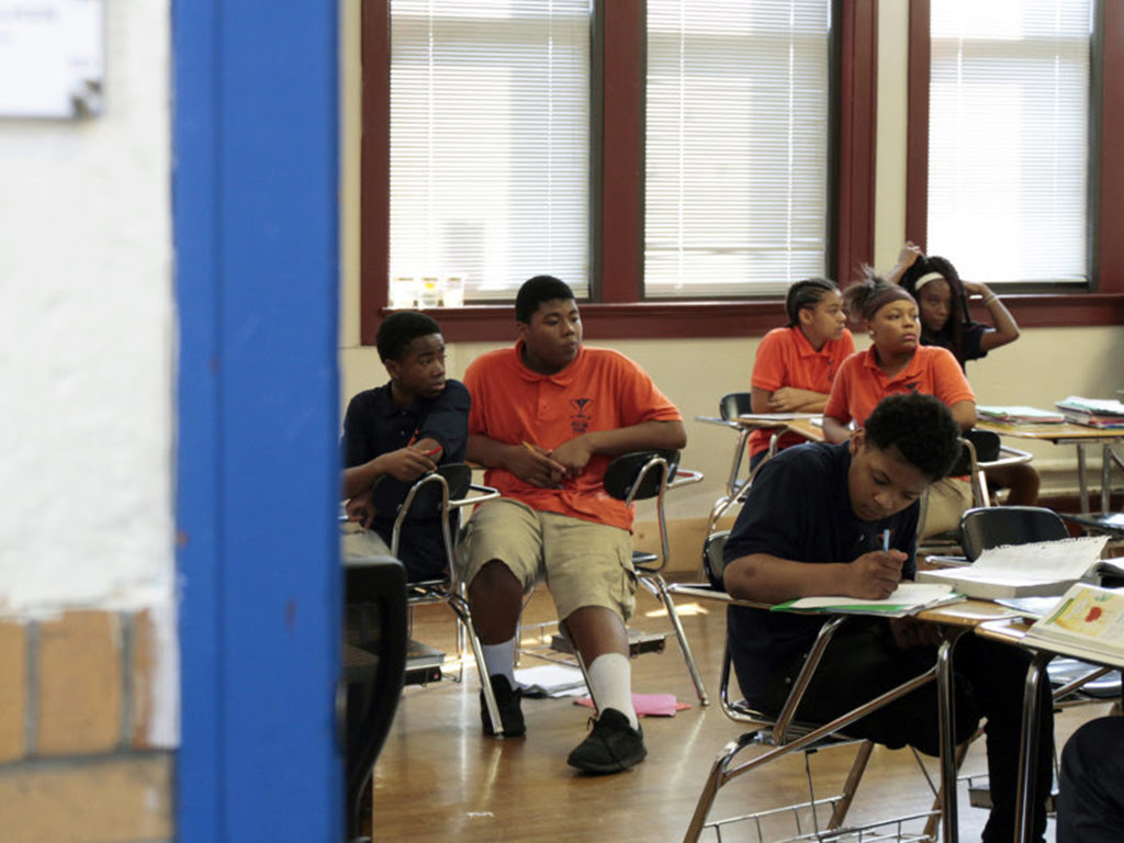 are charter schools driving resegregation?