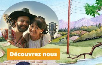 Anny et Alain Versini