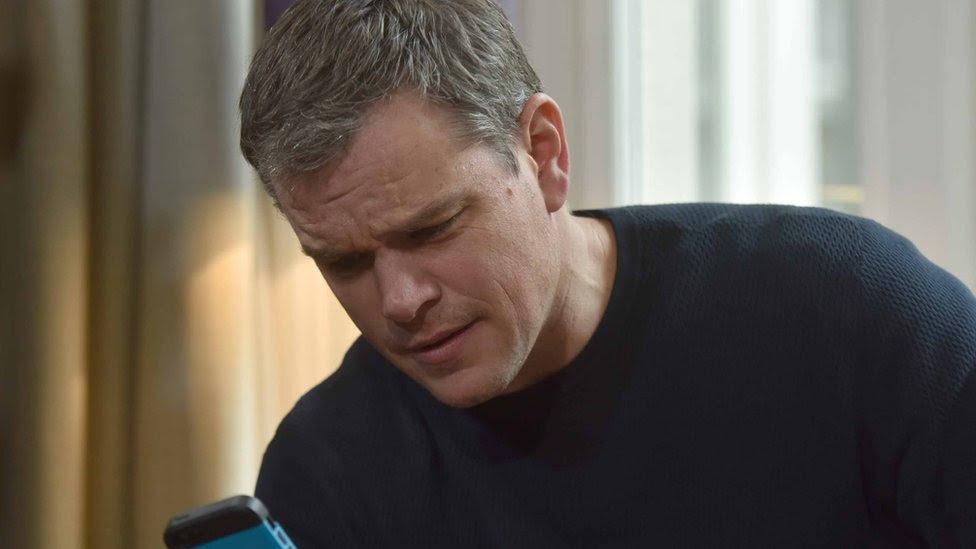 Matt Damon breaks Irish lockdown cover with surprise radio call