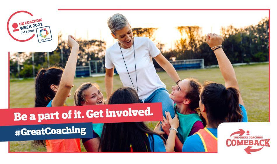 UK coaching week 2021
