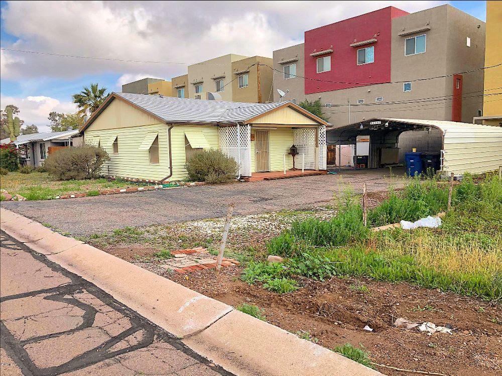 1115 S Hazelton Ln Tempe, AZ 85281 wholesale home listing