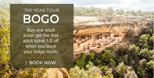 700 Year Tour BOGO - Book Now