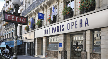 Hotel Paris Op?ra managed by Melia
