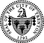 Seal of the City of Trenton