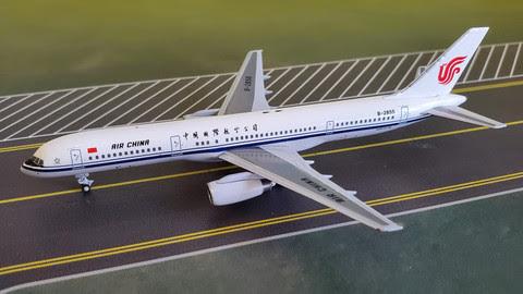 Boeing 757-200 AirChina B-2855