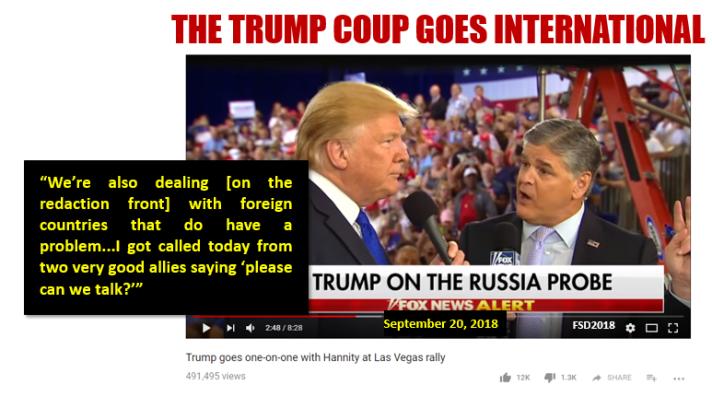 trump talk