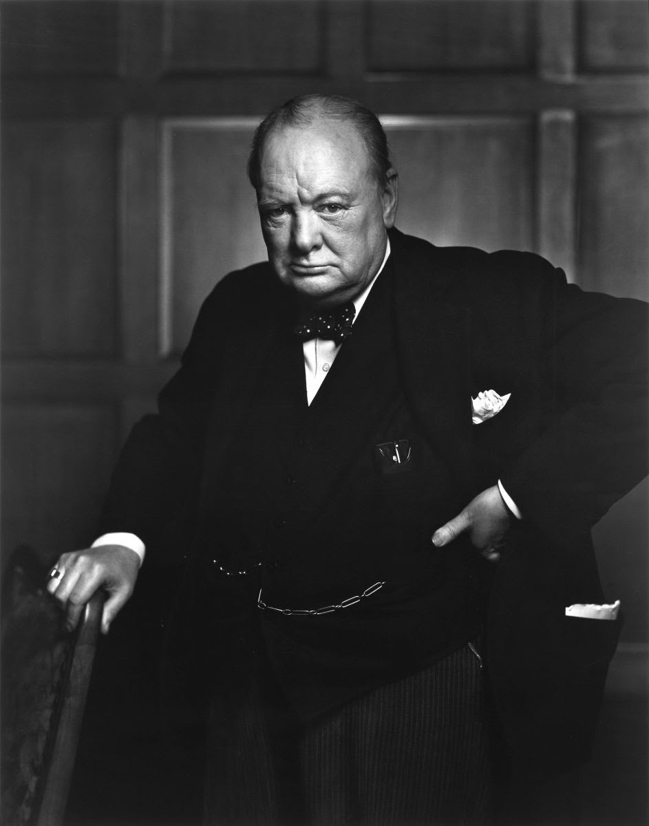 How Churchill's wartime speeches empowered the very people he appeared to loathe