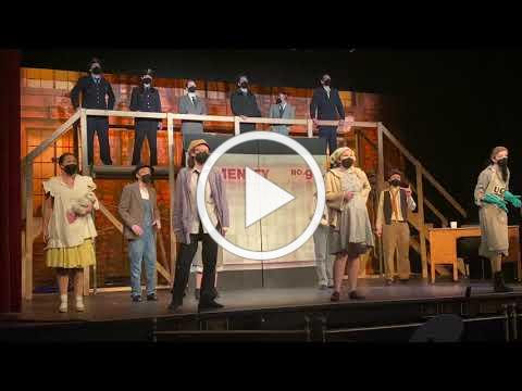Urinetown the Musical presented by WHBPAC Arts Academy Teen Theatre Troupe