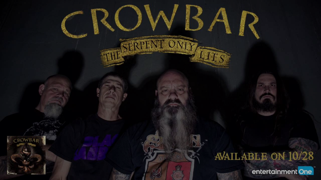 "Crowbar ""Plasmic and Pure"" 