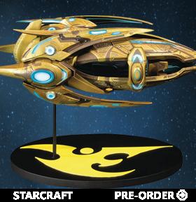 StarCraft Protoss Carrier Ship Limited Edition Replica