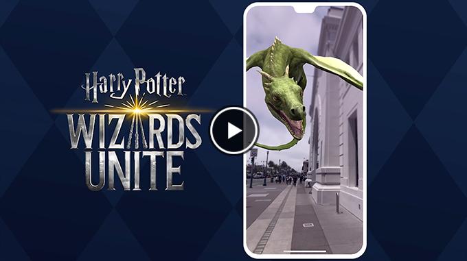 Harry Potter | WIZARDS UNITE