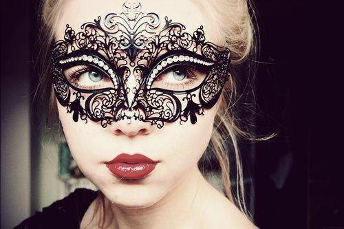 #mask #red #black   That mask is just amazing