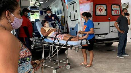 Brasil cierra un mes de marzo trágico con las peores cifras de fallecidos por covid-19