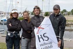 Danish J/70 sailors