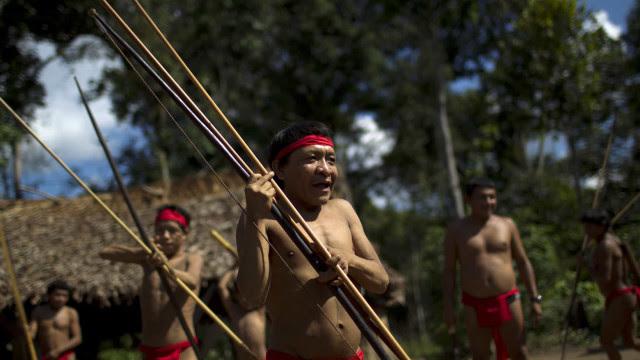 Morre índio yanomami com coronavírus