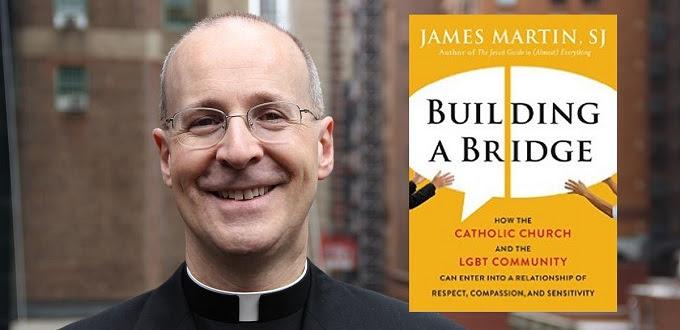 Líderes de la Iglesia cuestionan la enseñanza del jesuita James Martin sobre la homosexualidad