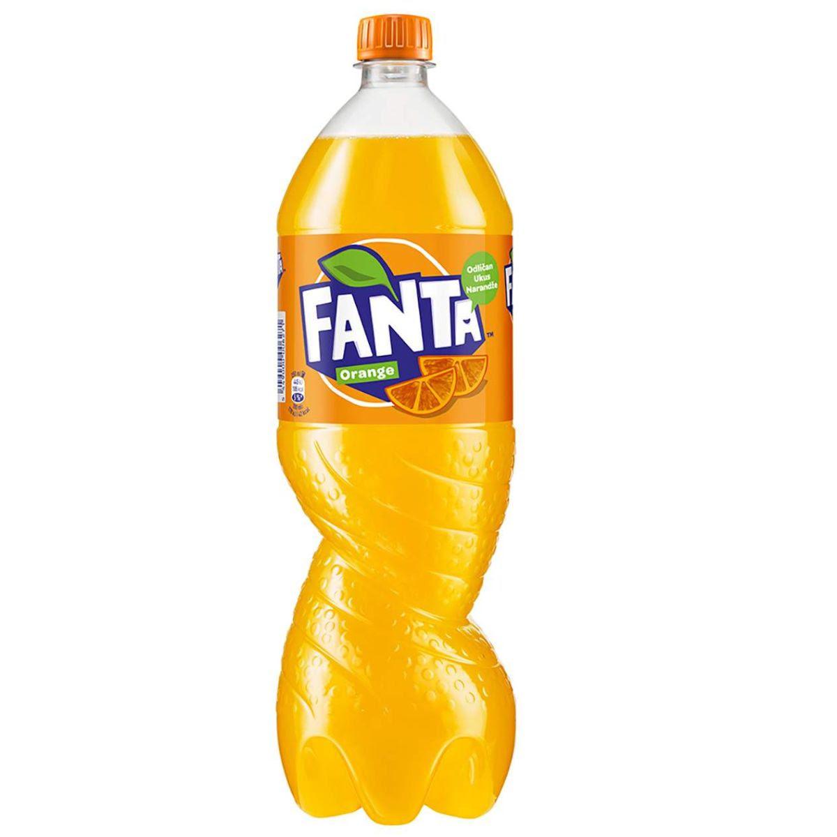 Fanta 1.5L Orange