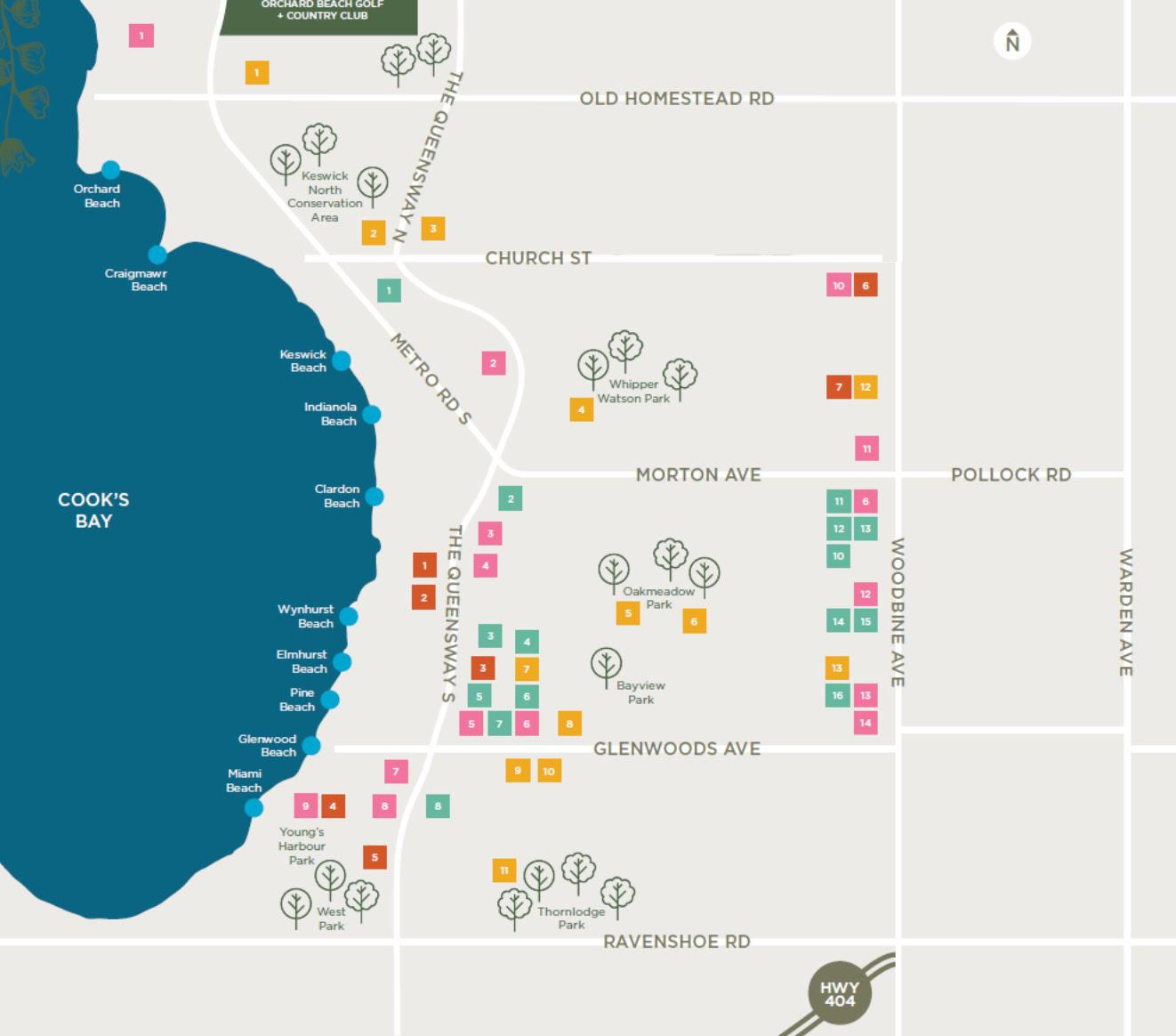 Simcoe Landing Keswick:New Release of 45Ft Detached With From $900K独立屋价格&户型图– 51新楼花新房专家置业网