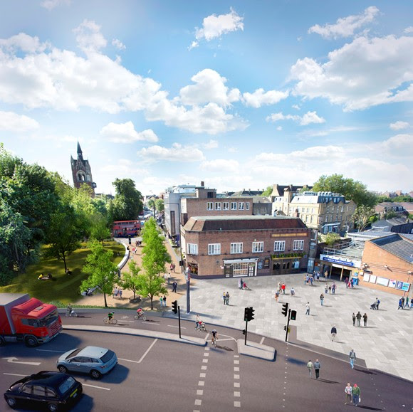 TfL Press Release - Highbury Corner is the latest junction to be transformed
