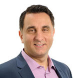 Alec Couros headshot