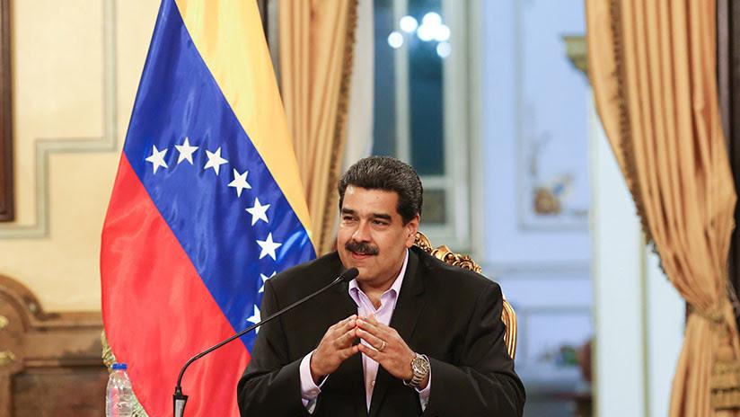 """Maduro: """"Han armado todo esto con el objetivo de apropiarse del petróleo, no quieren elecciones"""" (VIDEO)"""