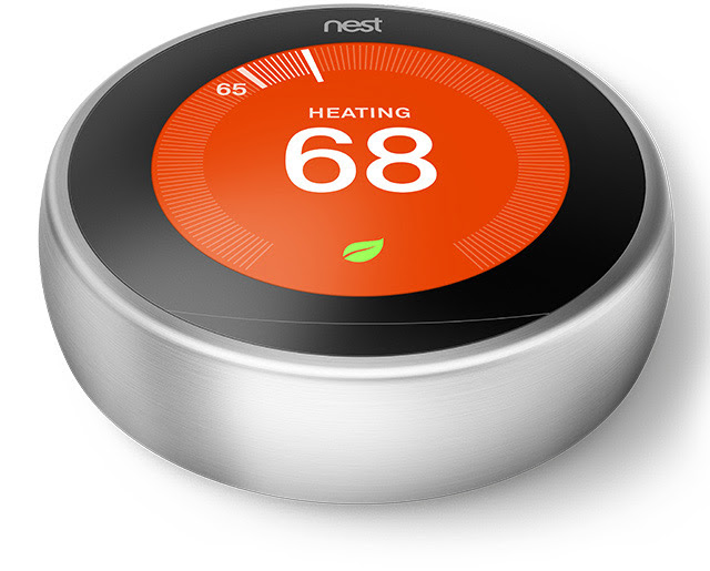 Nest Learning Thermostat Update Freedom Heating Amp Air