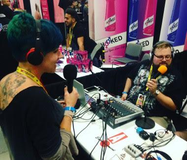 ex radio show
