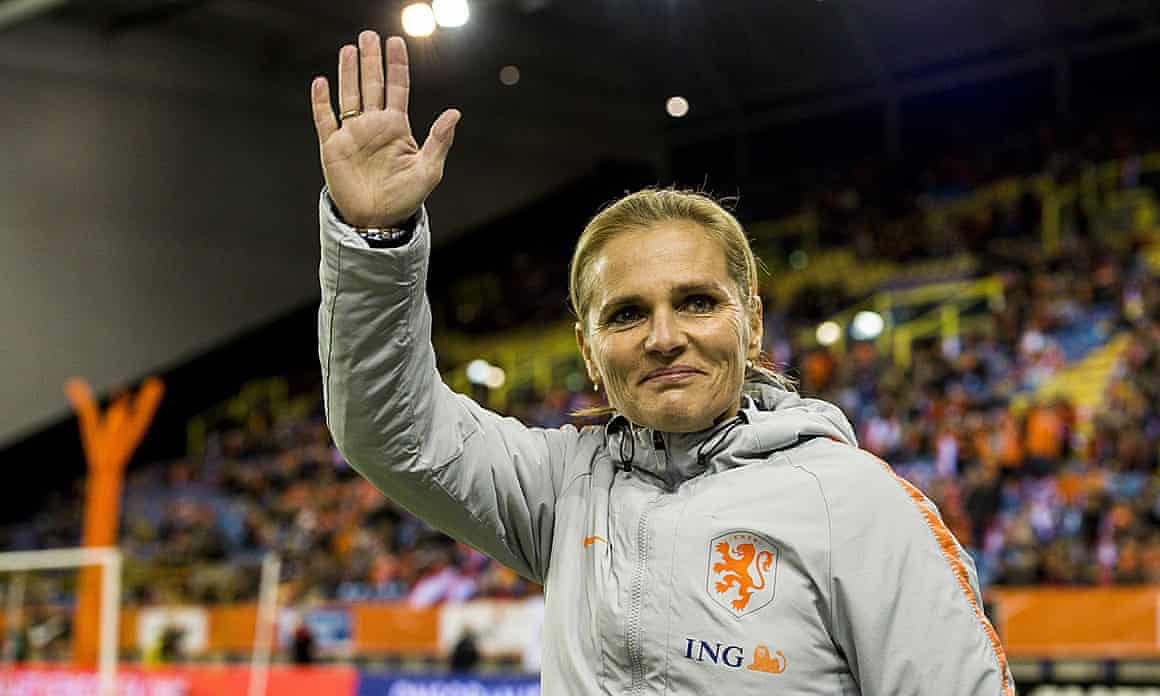 Wiegman will remain with the Netherlands for now.
