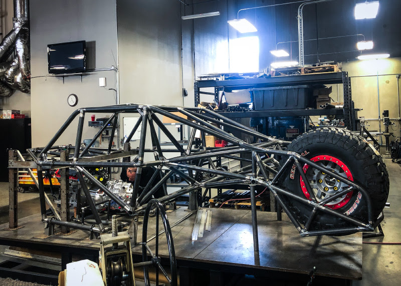Honda Off Road, Honda Ridgeline, TSCO Racing, General Tire, KMC Wheels, American Honda