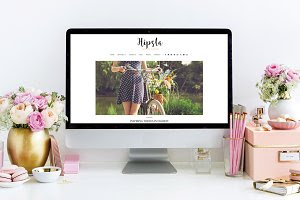 Hipsta - Elegant & Simple Blog Theme