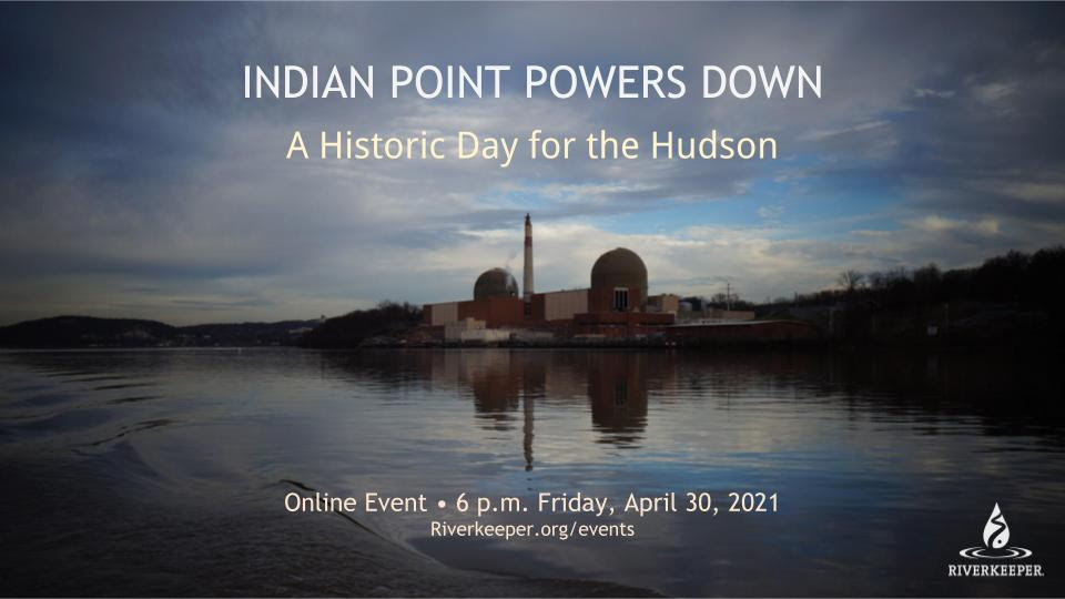Indian Point closing event