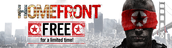 Homefront FREE for a limited time