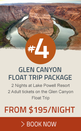 Glen Canyon Float Trip Package - Book Now