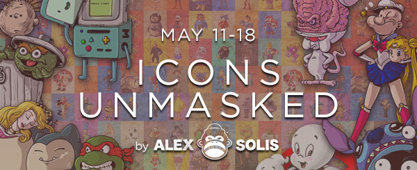 Icons Unmasked Collection at T...
