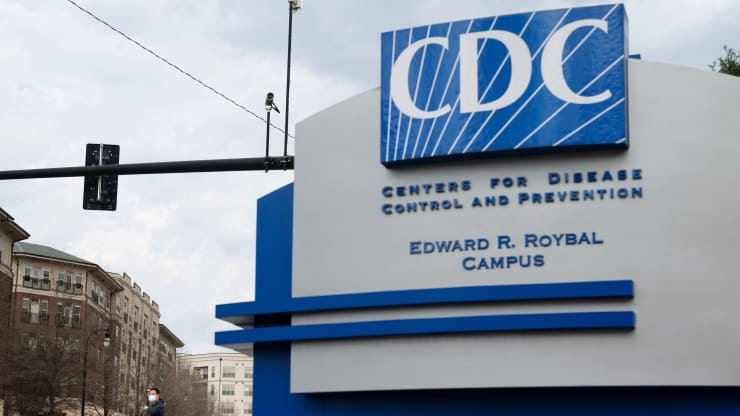 What is the CDC saying about the new virus strain?