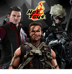 New Sideshow & Hot Toys In Stock