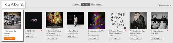 iTunes Trinidad and Tobago