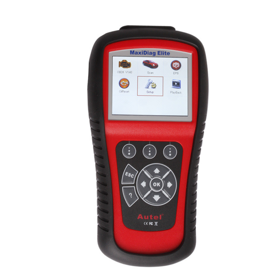 [Free Shipping] Autel MaxiDiag Elite MD802 Full System with Data Stream (Including MD701,MD702,MD703 and MD704) Diagnostic Tool Ship From UK