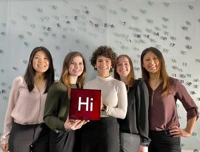 Transforming oral health training to improve oral health outcomes: MDK Leadership Team (l to r) Karen He, DMD; Jennifer Lee, DMD; Leela Breitman, DMD; Emily Van Doren; Alice Li, and Maria Meyerhoefer (not pictured).