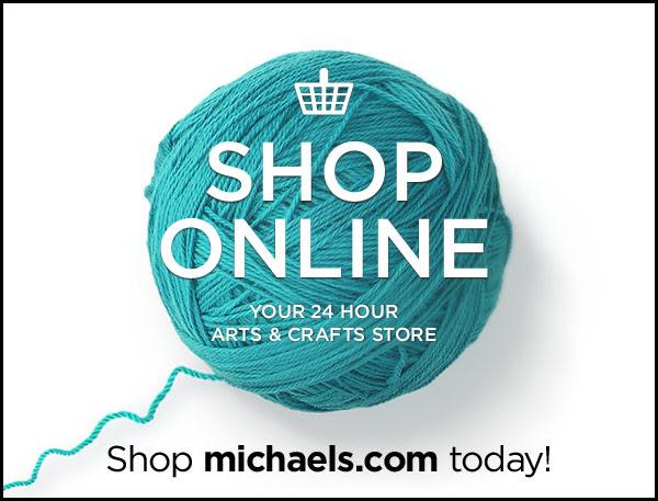 SHOP ONLINE - YOUR 24 HOUR ARTS & CRAFTS STORE - Shop michaels.com today!