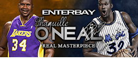 ENTERBAY 1/6 SHAQUILLE O'NEAL