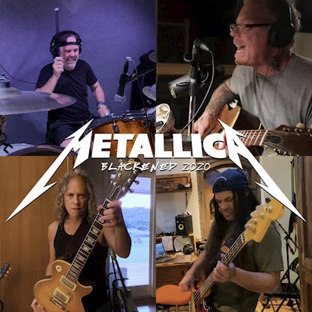 Cover Single Metallica