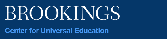 Brookings Center for Universal Education