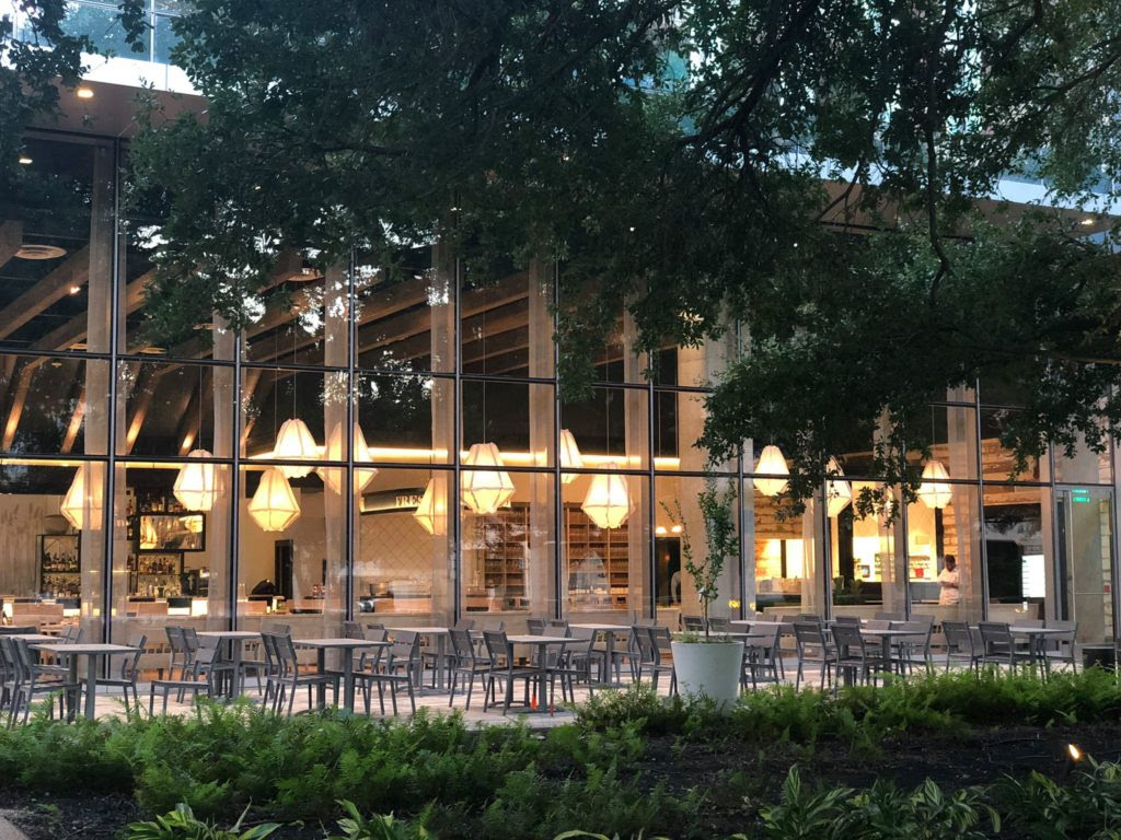 Houston's Best Restaurant Patios — With Eating Outside Now Preferred by Many During These Coronavirus Times, Local Spots are Upping Their Dining Alfresco Options