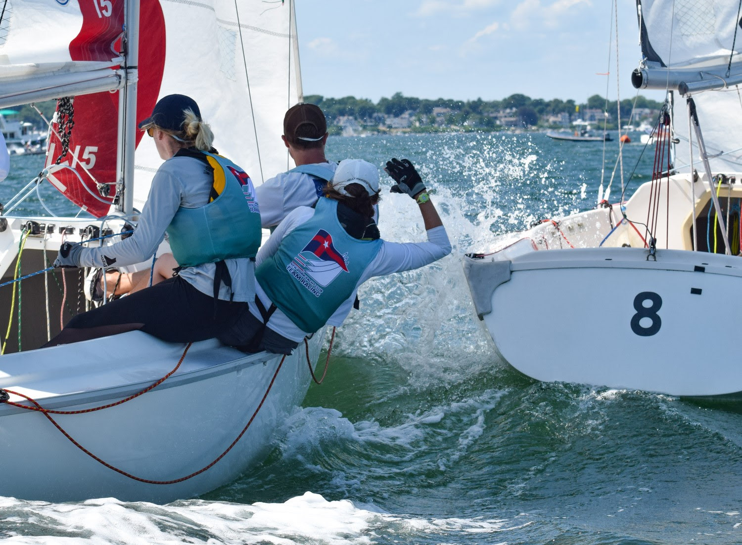 St  Francis Yacht Club repeats as Morgan Cup Champion | What'sUpNewp