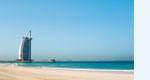 Dubai mit Bahrain