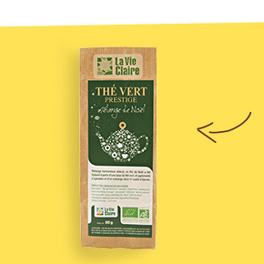 Thé vert des fêtes